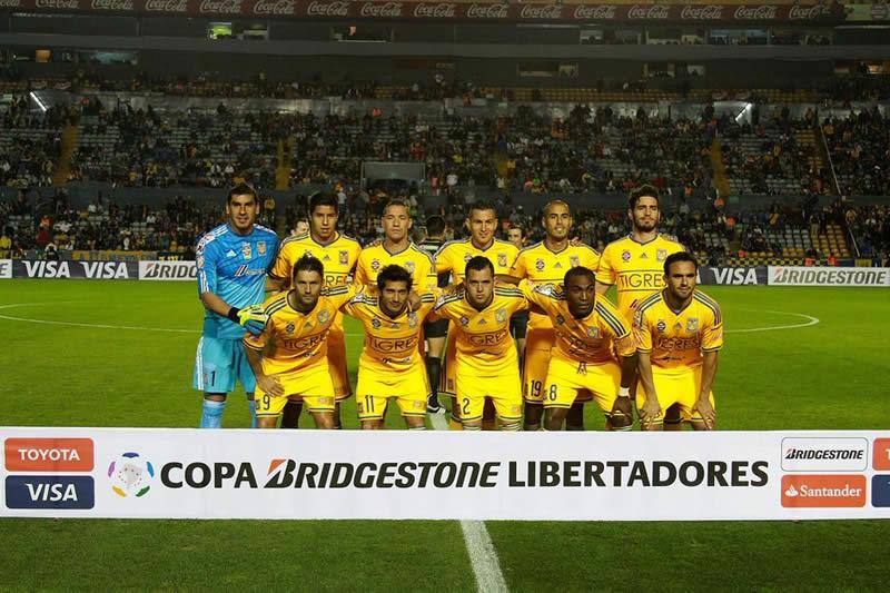Tigres vs San José, Copa Libertadores 2015 - Tigres-vs-San-Jose-Copa-Libertadores-2015