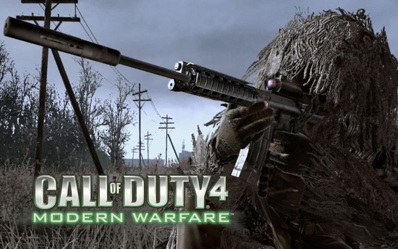 Top 5 de los Mejores Juegos de Call of Duty - call-of-duty-4-800x500