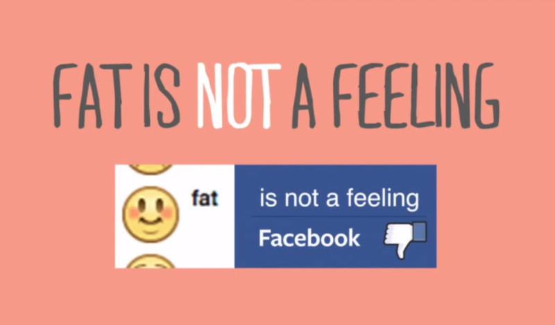 """Después de negativa, Facebook accede a eliminar el emoticon de """"me siento gordo"""" - facebook_bows_to_public_pressure_scraps_feeling_fat_emoji-800x469"""