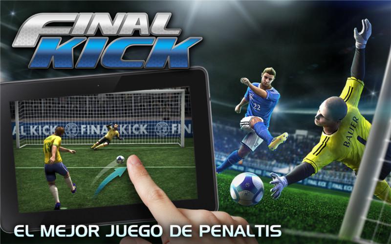 """Gerard Piqué presentó su nuevo videojuego """"Final Kick"""" en el MWC - gerard-pique-final-kick"""