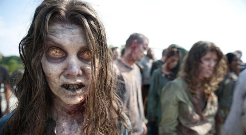 El mejor lugar para esconderse de los zombies según la ciencia - invasion-zombie