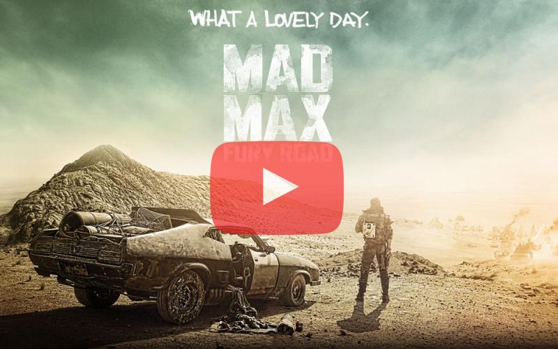 Mad Max: Fury Road presenta otro increíble tráiler - mad-max-fury-road-800x500
