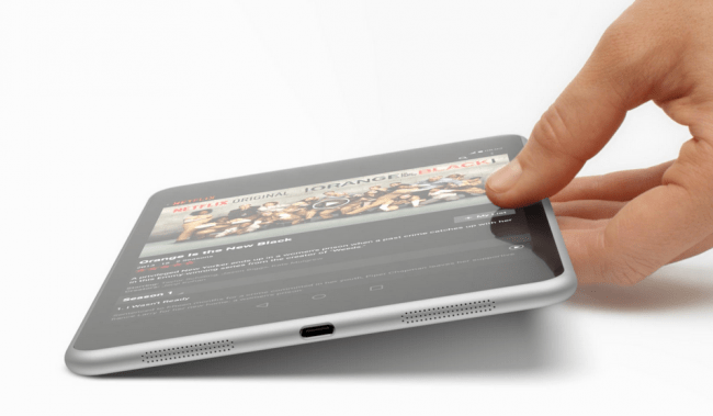 Nokia da muestras de vida y muestra su tablet Nokia N1 [MWC2015] - nokia-n1