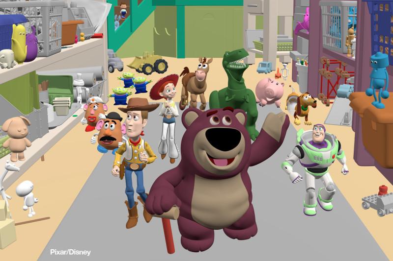 Pixar regala el software con el que ha creado animaciones ganadoras de Oscar - pixar-renderman-800x533