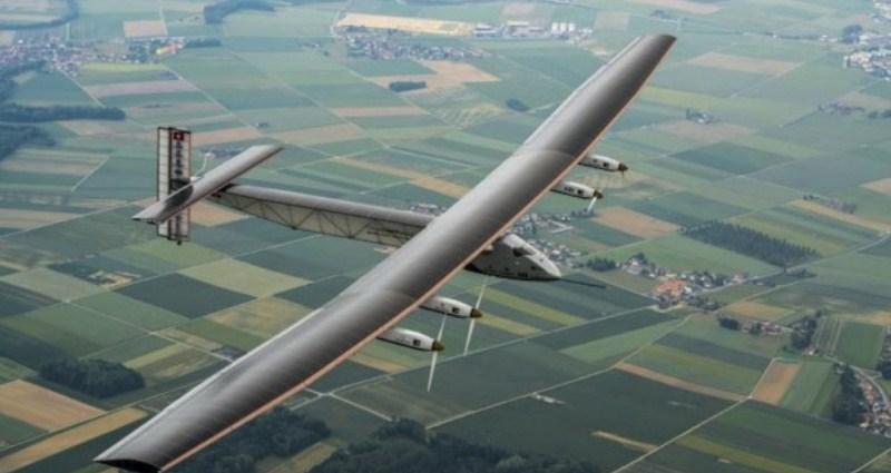 Solar Impulse 2 el avión de energía solar que emprenderá un vuelo alrededor del mundo. - solar-impilse
