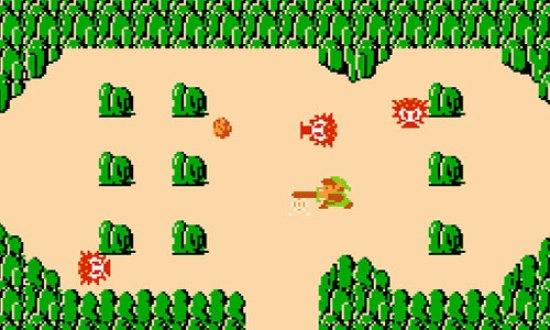 Top 10 de los mejores juegos de NES - the-legend-of-zelda-nes