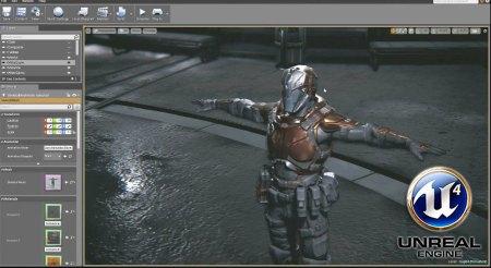 Desarrollar juegos con Unreal Engine 4 ahora será gratis