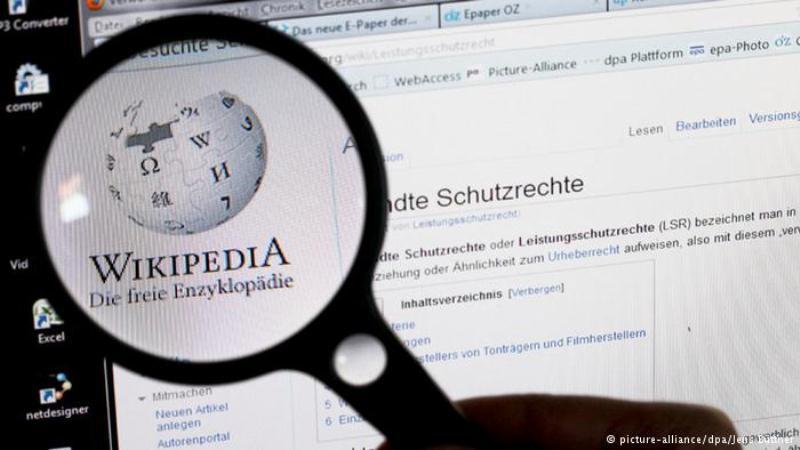 Wikipedia demanda a Estados Unidos por vigilancia en Internet. - wiki