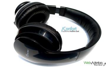 Audífonos con micrófono Audition Dual de Ackteck - Acteck-Audifonos-con-microfono-review-webadictos1