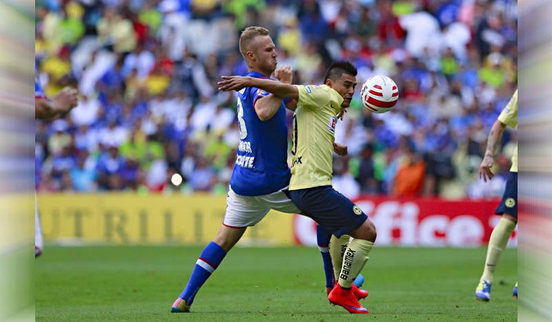 Resumen de la Jornada 12 del Clausura 2015 en la Liga MX - America-vs-Cruz-Azul-Resultados-Jornada-12-Clausura-2015