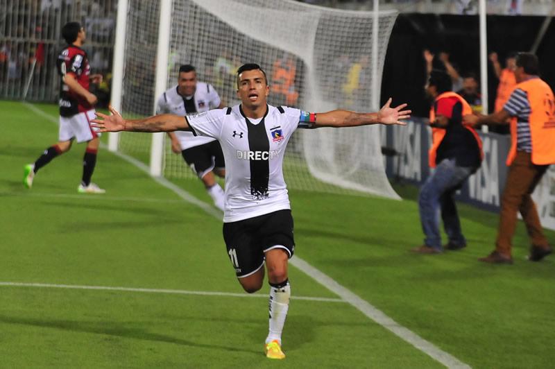 Atlas vs Colo Colo en la Libertadores 2015 - Atlas-vs-Colo-Colo-Libertadores-2015