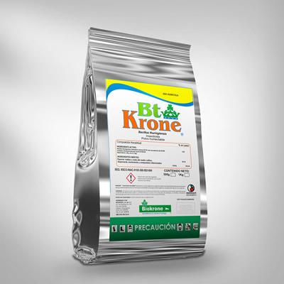 Empresa mexicana es premiada por innovador biofertilizante - Biofertilizante-Biokrone