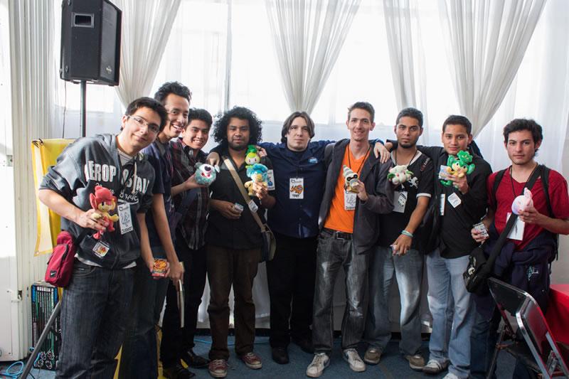 México se prepara para participar en los Pokémon World Championships 2015 - Campeones-Pokemon-VG