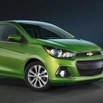 Chevrolet Spark 2016, completamente rediseñado - Chevrolet-Spark-2016-5