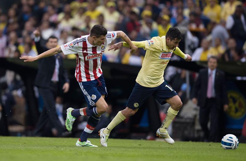 Clásico Chivas vs América: Comparación entre aficiones según Ticketbis - Chivas-vs-America-Aficiones
