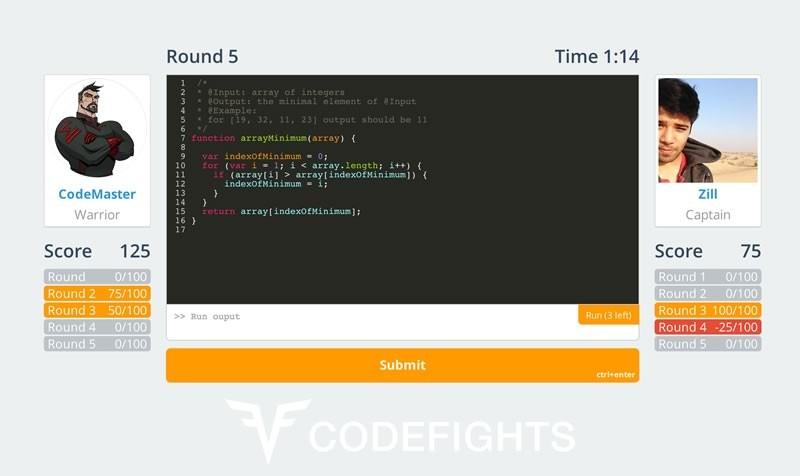 Codefights, el juego para competir entre programadores - Codefights-competencia-entre-programadores-800x476