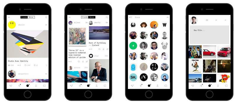 Ello, la red social comunitaria lanza su Beta V2 - Ello-apps-800x354
