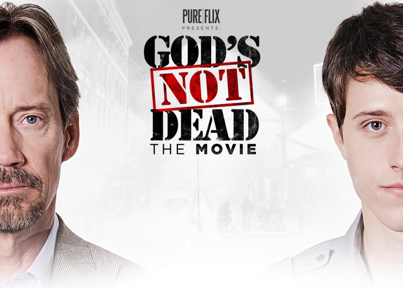 Las películas que debes ver en Semana Santa según Netflix - Gods-not-dead-Netflix-800x571