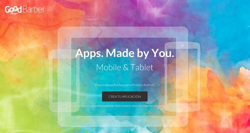 Las novedades de Goodbarber para crear apps robustas ¡Más fácil! - GoodBarber-crear-apps-nativas
