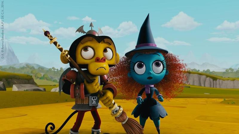 Guardianes de OZ se estrenó en México - Guardianes-de-OZ-Pelicula-animada