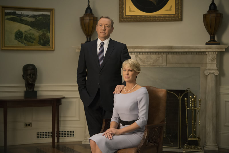 La cuarta temporada de House of Cards llegará en 2016 - House-of-Cards-Casa-Blanca-800x533