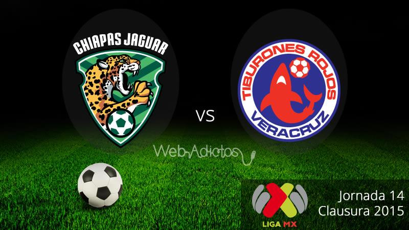 Jaguares vs Veracruz, Jornada 14 del Clausura 2015 - Jaguares-vs-Veracruz-Clausura-2015