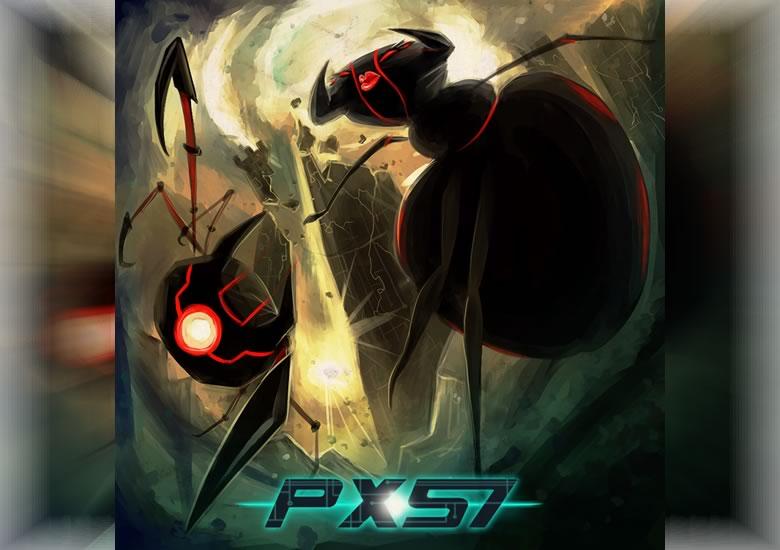 PX57, el juego creado por crowdsourcing ya se puede descargar ¡Gratis! - Juego-PX57-Descargar