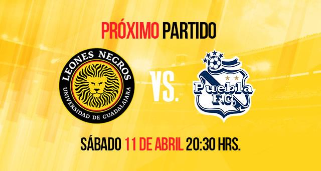 UDG vs Puebla en el Clausura 2015 - Leones-Negros-UDG-vs-Puebla-Clausura-2015