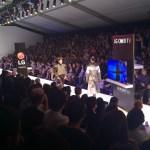 LG estuvo presente en el fashion week México 2015 - MALAFACHA-MEN-ON-THE-MOON-LG