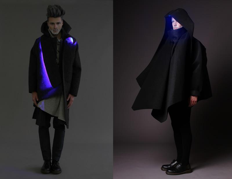 Mexicanos combinan moda con tecnología lumínica en Francia - Moda-Tecnologia-Luminica-Mexicanos-800x616