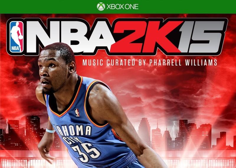 NBA 2K15 gratis durante el fin de semana en Xbox One - NBA_2K15_Xbox_One-800x572