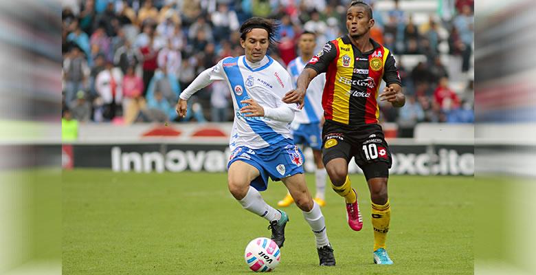 Partidos de la Jornada 13 del Clausura 2015 en la Liga MX - Puebla-vs-Leones-Negros-en-la-Jornada-13-del-Clausura-2015