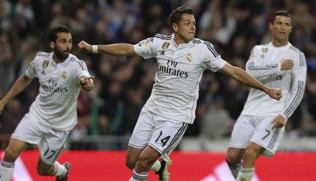 Real Madrid vs Atlético Madrid en Champions 2015 (Vuelta)