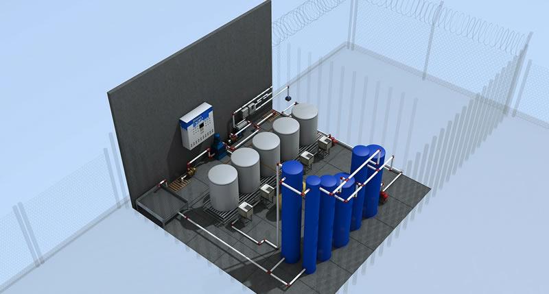 Ingenieros mexicanos potabilizan agua residual y de mar ¡en 2.5 minutos! - Sistema-PQUA-potabilizar-agua-de-mar-y-residual