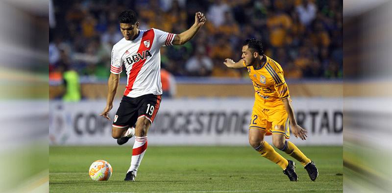 Tigres empató con River Plate en el volcán - Tigres-vs-River-Plate-Copa-Livertadores-2015