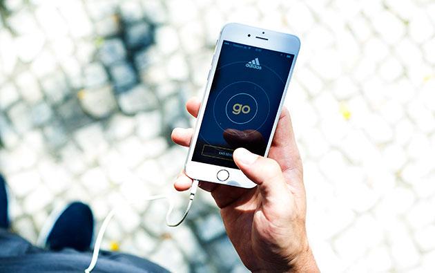 Adidas y Spotify te ofrecen el soundtrack ideal para tu entrenamiento - adidas-spotify-adidas-go