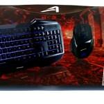 Kit Gamer: Teclado + Mouse de Acteck - empaque-kit-gamer-teclado-mouse-acteck