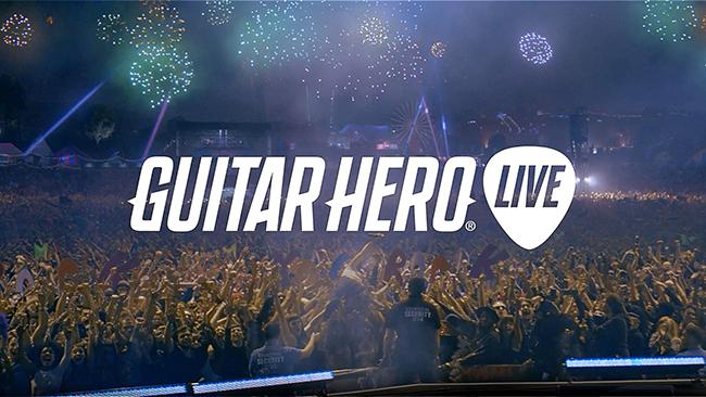 Guitar Hero Live regresa con una arriesgada y revolucionaria apuesta - guitar-hero-live
