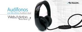 Audífonos con micrófono Audition Dual de Ackteck - review-WA-Audifonos-con-microfono-audition-dual-acteck