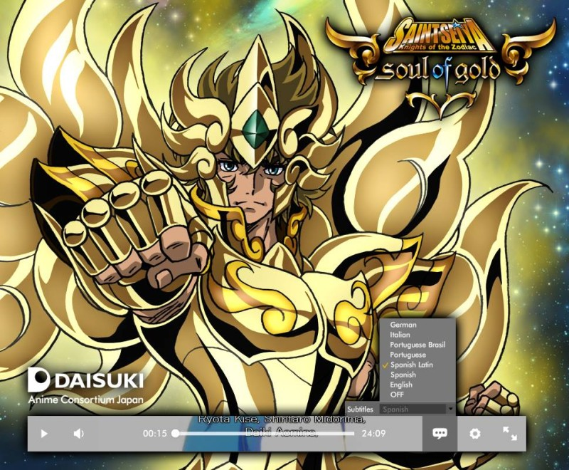 Primer episodio de Saint Seiya Soul of Gold podrá verse gratis por internet - saint-seiya-soul-of-gold-800x660