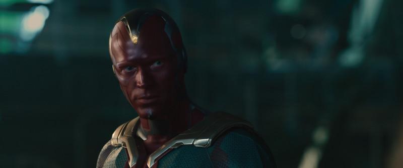 Los Vengadores 2: La Era de Ultrón [Reseña] - the-vision-avengers-2-800x333