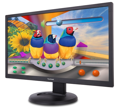 ViewSonic presentó proyectores y monitores Ultra HD - vg2860mhl-4k_left_hires