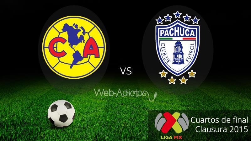 América vs Pachuca, Liguilla Clausura 2015 [Partido de vuelta] - America-vs-Pachuca-Liguilla-Clausura-2015-vuelta