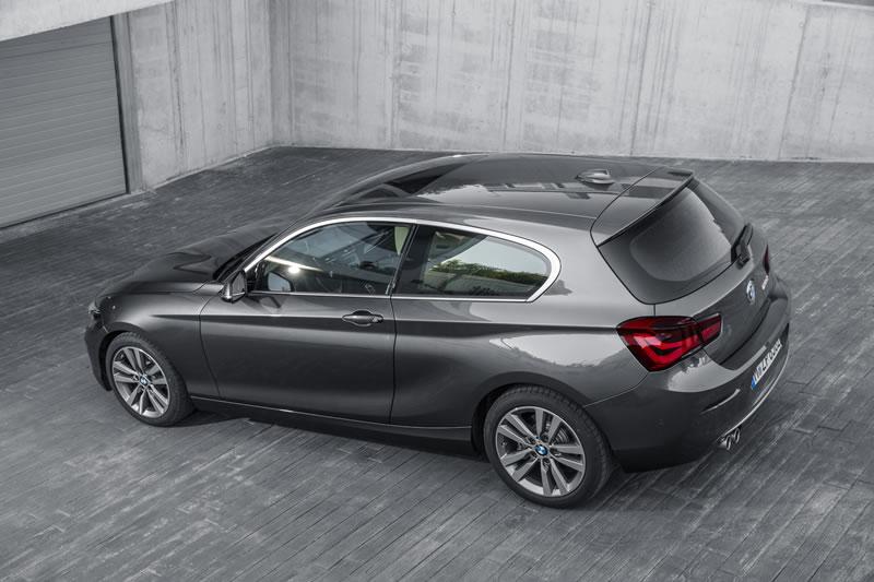 Los nuevos BMW Serie 1 llegan a México - BMW-Serie-1-1311