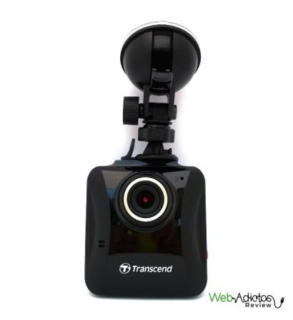 DrivePro 100, una cámara para autos a precio accesible de Transcend
