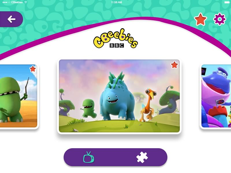 CBeebies lanza su app infantil en México - Cbeebies-videos