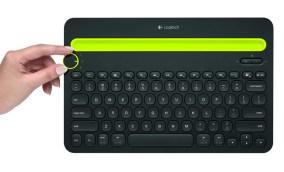 Logitech presenta un teclado inalámbrico para PC, smartphone y tablet - K480-Teclado-inalambrico-para-Tablet-celular-y-pc-Logitech