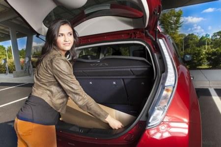 Lo que las mamás buscan en un auto según Nissan
