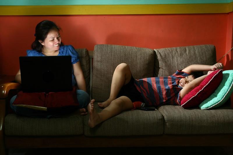 Las mamás digitales incrementaron sus actividad en línea en 2014 - Mamas-digitales-Mexico-2014