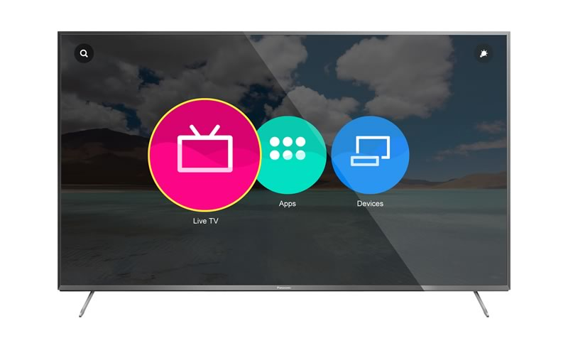 Panasonic lanza sus Smart TV con Firefox OS - Panasonic-Smart-TV-Viera-con-Firefox-OS